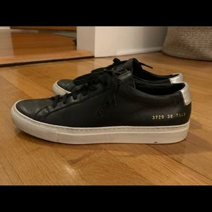 Common Projects: Orig Achilles Leather Sneakers